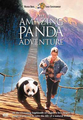 The Amazing Panda Adventure - 27 x 40 Movie Poster - Style B