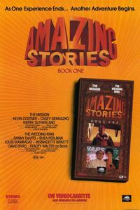 Amazing Stories - 11 x 17 Movie Poster - Style B