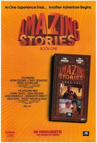 Amazing Stories - 27 x 40 Movie Poster - Style B