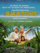 Amazon - 11 x 17 Movie Poster - French Style A