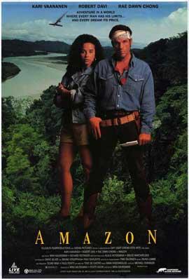 Amazon - 11 x 17 Movie Poster - Style B