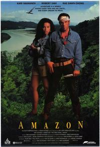 Amazon - 27 x 40 Movie Poster - Style B