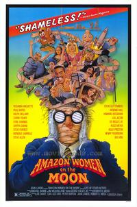 Amazon Women on the Moon - 43 x 62 Movie Poster - Bus Shelter Style A