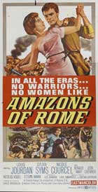 Amazons of Rome - 20 x 40 Movie Poster - Style A