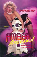 Amber Aroused - 11 x 17 Movie Poster - Style A