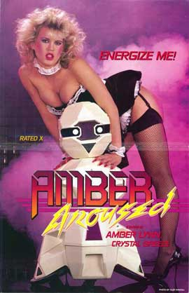 Amber Aroused - 27 x 40 Movie Poster - Style A