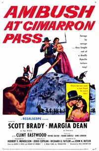 Ambush at Cimarron Pass - 11 x 17 Movie Poster - Style A
