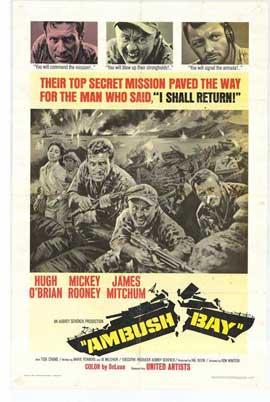 Ambush Bay - 11 x 17 Movie Poster - Style A