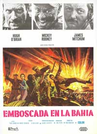 Ambush Bay - 11 x 17 Movie Poster - Spanish Style A