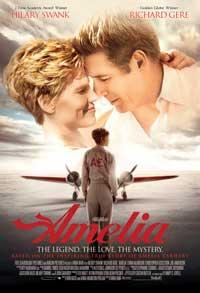 Amelia - 27 x 40 Movie Poster - Style B