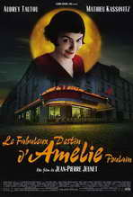 Amelie - 27 x 40 Movie Poster