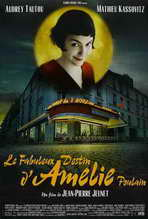 Amelie - 27 x 40 Movie Poster - French Style A