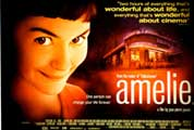 Amelie - 11 x 17 Movie Poster - Style E