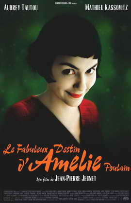 Amelie - 11 x 17 Movie Poster - Style A