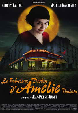 Amelie - 11 x 17 Movie Poster - Style B