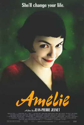 Amelie - 11 x 17 Movie Poster - Style C