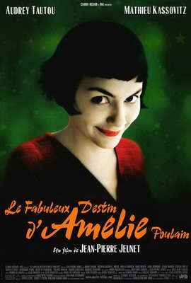 Amelie - 27 x 40 Movie Poster - Style A