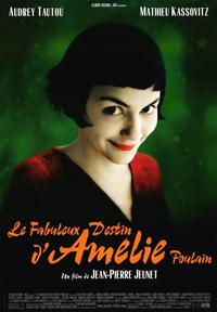 Amelie - 43 x 62 Movie Poster - Bus Shelter Style A