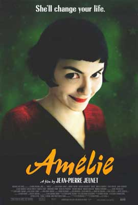 Amelie - 27 x 40 Movie Poster - Style C