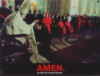 Amen. - 11 x 14 Poster French Style C