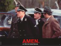 Amen. - 11 x 14 Poster French Style D