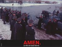 Amen. - 11 x 14 Poster French Style E