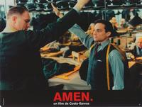Amen. - 11 x 14 Poster French Style G
