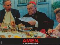 Amen. - 11 x 14 Poster French Style H