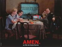 Amen. - 11 x 14 Poster French Style I