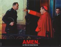 Amen. - 11 x 14 Poster French Style K