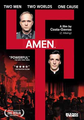 Amen. - 11 x 17 Movie Poster - Style A