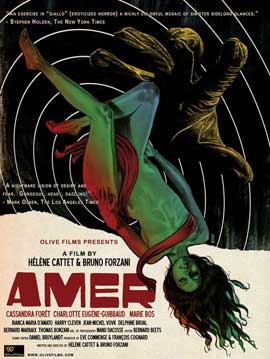 Amer - 11 x 17 Movie Poster - Style A