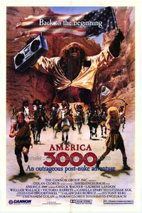 America 3000 - 27 x 40 Movie Poster - Style A