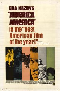 America America - 11 x 17 Movie Poster - Style A