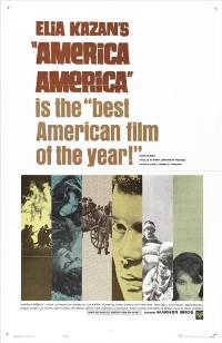 America America - 43 x 62 Movie Poster - Bus Shelter Style A