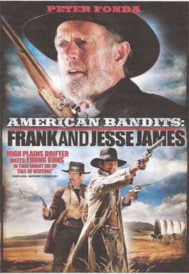 American Bandits: Frank and Jesse James - 11 x 17 Movie Poster - Style A