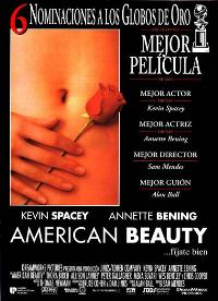 American Beauty - 27 x 40 Movie Poster - Spanish Style A