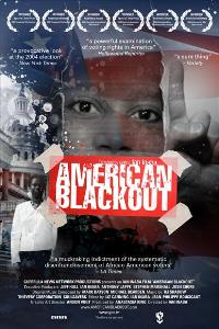 American Blackout - 43 x 62 Movie Poster - Bus Shelter Style A
