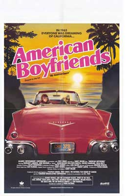 American Boyfriends - 27 x 40 Movie Poster - Style A