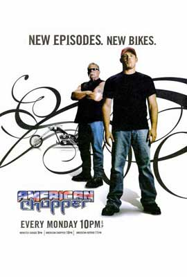 American Chopper: The Series - 27 x 40 TV Poster - Style A