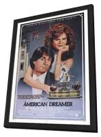 American Dreamer - 11 x 17 Movie Poster - Style A - in Deluxe Wood Frame