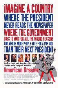 American Dreamz - 11 x 17 Movie Poster - Style B