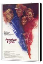 American Flyers - 27 x 40 Movie Poster - Style A - Museum Wrapped Canvas