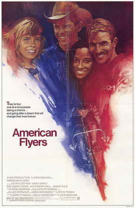 American Flyers - 11 x 17 Movie Poster - Style A