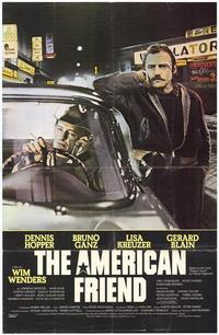 The American Friend - 43 x 62 Movie Poster - Bus Shelter Style A