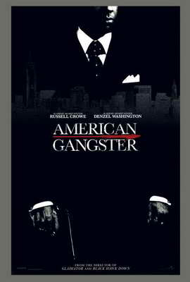 American Gangster - 27 x 40 Movie Poster - Style B