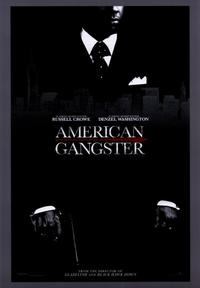 American Gangster - 43 x 62 Movie Poster - Bus Shelter Style A