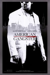 American Gangster - 11 x 17 Movie Poster - Style B