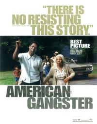 American Gangster - 11 x 17 Movie Poster - Style D