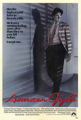 American Gigolo - 27 x 40 Movie Poster - Style A